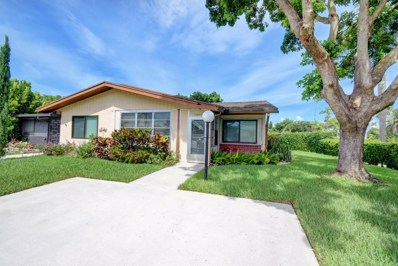 14691 Edna Way, Delray Beach, FL 33484 - MLS#: RX-10439749
