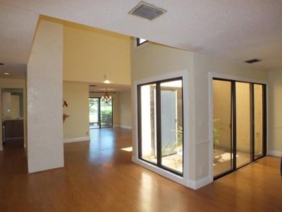 6565 Parkview Drive UNIT C, Boca Raton, FL 33433 - MLS#: RX-10439766