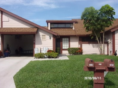 1510 SE Hatfield Court, Port Saint Lucie, FL 34952 - MLS#: RX-10439773