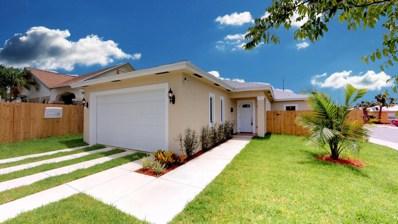930 S N Street, Lake Worth, FL 33460 - MLS#: RX-10439789
