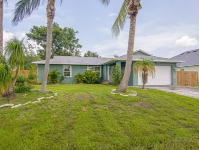 655 SW Jaffe Avenue, Port Saint Lucie, FL 34953 - MLS#: RX-10439809