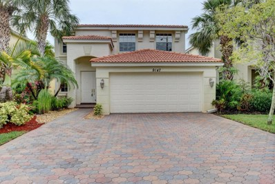 9147 Dupont Place, Wellington, FL 33414 - MLS#: RX-10439873