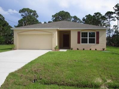 2562 SE Tiffany Avenue, Port Saint Lucie, FL 34952 - MLS#: RX-10439905