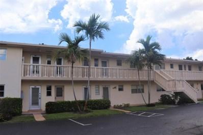 2214 NE 1st Way UNIT 101, Boynton Beach, FL 33435 - MLS#: RX-10439928