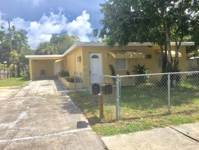138 W 34th UNIT A & B, Riviera Beach, FL 33404 - MLS#: RX-10439932