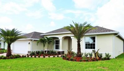 376 SW Vista Lake Drive, Port Saint Lucie, FL 34953 - MLS#: RX-10439962