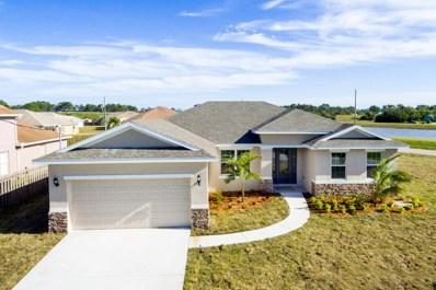 504 SW Backert Drive, Port Saint Lucie, FL 34953 - MLS#: RX-10439976