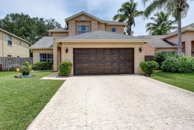 112 Heatherwood Drive, Royal Palm Beach, FL 33411 - MLS#: RX-10440086