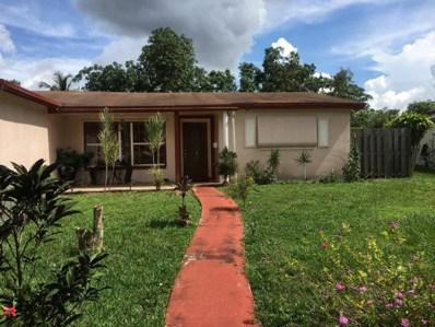 4513 NW 42nd Street, Lauderdale Lakes, FL 33319 - MLS#: RX-10440106