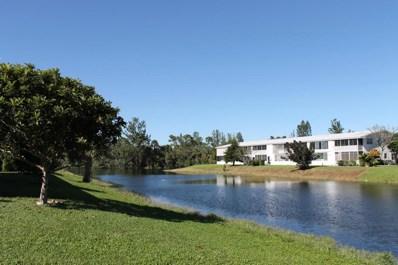 110 Camden E E UNIT 110, West Palm Beach, FL 33417 - MLS#: RX-10440167