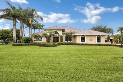 2169 Appaloosa Trail, Wellington, FL 33414 - MLS#: RX-10440229