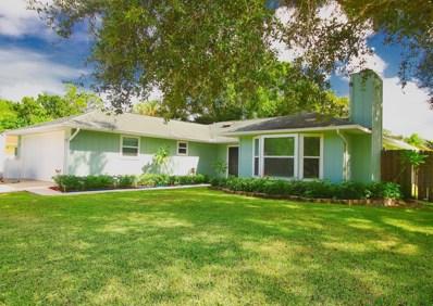 7905 Fort Walton Avenue, Fort Pierce, FL 34951 - MLS#: RX-10440441