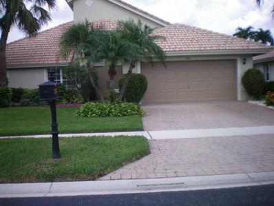 7367 Falls Road W, Boynton Beach, FL 33437 - MLS#: RX-10440446