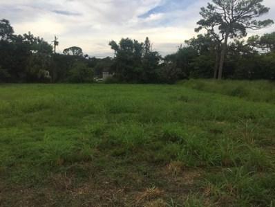 5239 SE Jack Avenue, Stuart, FL 34997 - MLS#: RX-10440495