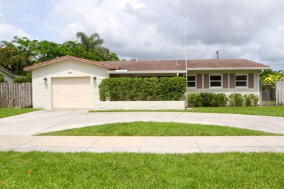 99 SW 12th Avenue, Boca Raton, FL 33486 - MLS#: RX-10440520
