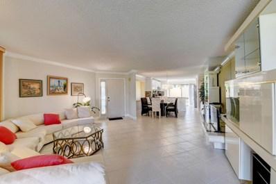 7485 Glendevon Lane UNIT 1104, Delray Beach, FL 33446 - MLS#: RX-10440534