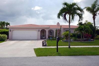 22140 Aquila Street, Boca Raton, FL 33428 - MLS#: RX-10440577