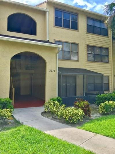 2313 Congress Avenue UNIT 13, Boynton Beach, FL 33426 - #: RX-10440594