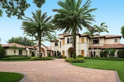 8653 Twin Lake Drive, Boca Raton, FL 33496 - MLS#: RX-10440630