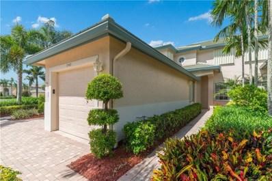 1540 SE Prestwick Lane UNIT 12, Port Saint Lucie, FL 34952 - MLS#: RX-10440647