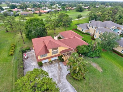 1720 SW Crane Creek Avenue, Palm City, FL 34990 - #: RX-10440664