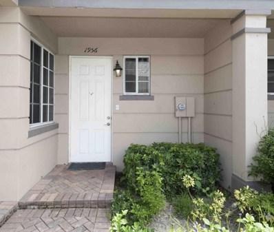 1956 Freeport Lane, Riviera Beach, FL 33404 - MLS#: RX-10440673