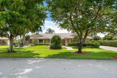 11350 Wingfoot Drive, Boynton Beach, FL 33437 - #: RX-10440746