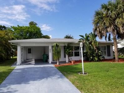 525 NW Billiar Avenue, Port Saint Lucie, FL 34983 - MLS#: RX-10440755