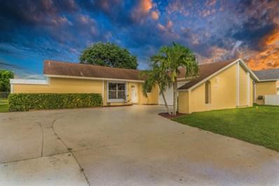 1610 SW Hampshire Lane, Port Saint Lucie, FL 34953 - #: RX-10440769