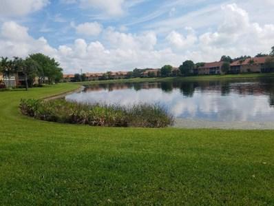 9721 Shadybrook Drive UNIT 102, Boynton Beach, FL 33437 - #: RX-10440793
