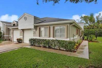 9183 Vineland Court UNIT D, Boca Raton, FL 33496 - MLS#: RX-10440814