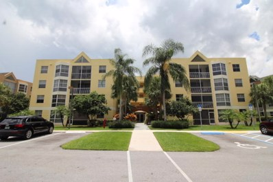 5936 Morningstar Circle UNIT 302, Delray Beach, FL 33484 - MLS#: RX-10440845