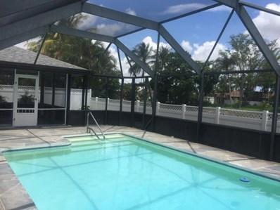 19518 Carolina Circle, Boca Raton, FL 33434 - MLS#: RX-10440856