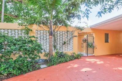 840 SW 3rd Street, Boca Raton, FL 33486 - MLS#: RX-10440859