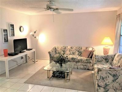 624 Snug Harbor Drive UNIT B2, Boynton Beach, FL 33435 - MLS#: RX-10440872