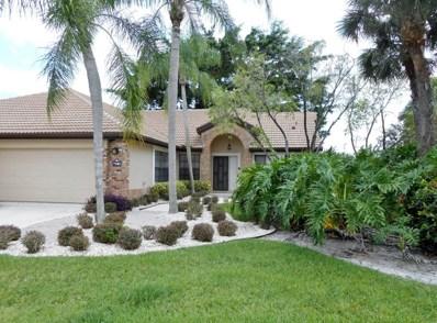 7182 Le Chalet Boulevard, Boynton Beach, FL 33472 - #: RX-10440894