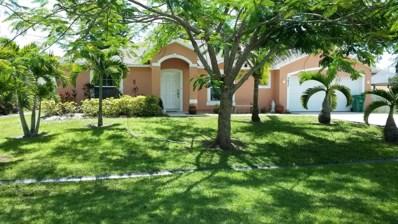 3437 SW Funtuna Street SW, Port Saint Lucie, FL 34953 - MLS#: RX-10440933