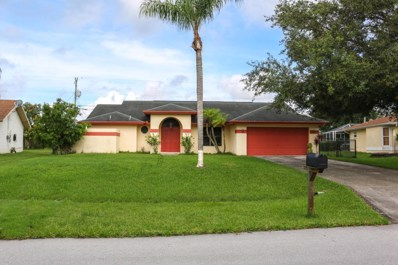 529 SE Cliff Road, Port Saint Lucie, FL 34984 - MLS#: RX-10440963