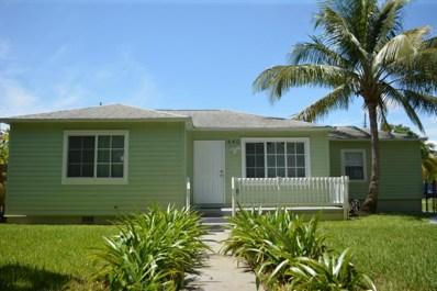 640 Forest Hill Boulevard, West Palm Beach, FL 33405 - MLS#: RX-10441149
