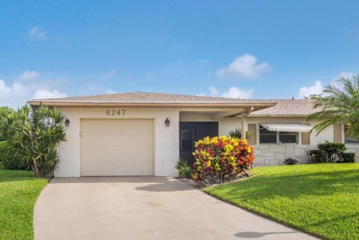 6247 Overland Place, Delray Beach, FL 33484 - MLS#: RX-10441222