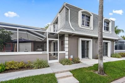 1001 Vision Terrace, Palm Beach Gardens, FL 33418 - MLS#: RX-10441254