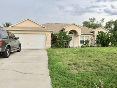 1072 SW Locke Avenue, Port Saint Lucie, FL 34953 - MLS#: RX-10441304