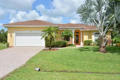 1702 SW Arch Street, Port Saint Lucie, FL 34953 - MLS#: RX-10441322