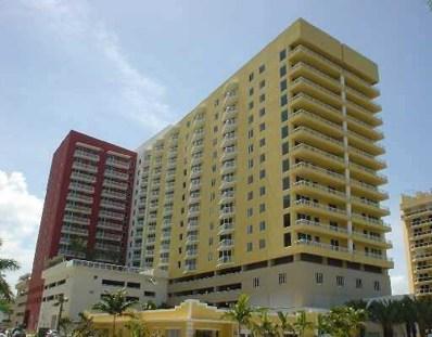 1551 N Flagler Drive UNIT 511, West Palm Beach, FL 33401 - MLS#: RX-10441365