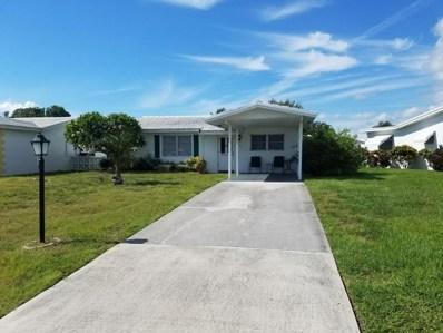 160 S Golf Boulevard, Pompano Beach, FL 33064 - MLS#: RX-10441383