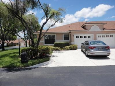 8395 Sunmeadow Lane UNIT A, Boca Raton, FL 33496 - MLS#: RX-10441396