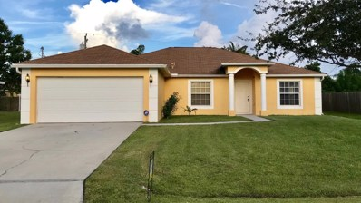 2671 SW Feather Terrace, Port Saint Lucie, FL 34953 - MLS#: RX-10441400