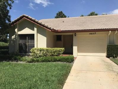 4183 Gator Trace Villas Court UNIT A, Fort Pierce, FL 34982 - MLS#: RX-10441474