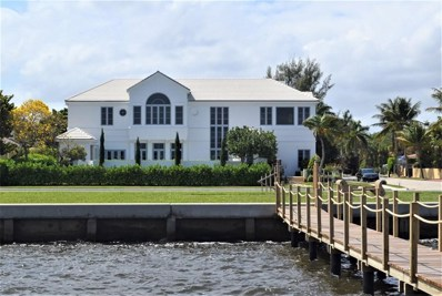 5501 S Flagler Drive, West Palm Beach, FL 33405 - MLS#: RX-10441479