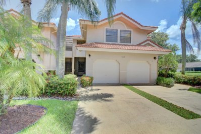 8640 Via Reale UNIT 1, Boca Raton, FL 33496 - MLS#: RX-10441493